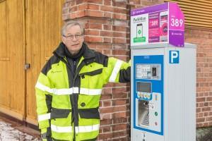 Parkkimittarin murtosuoja ja Jari Ilmasti, Jyväs-Parkki Oy